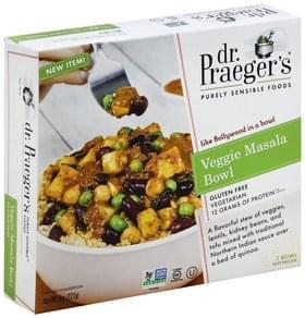 Dr Praegers Veggie Masala Bowl