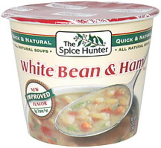 Spice Hunter White Bean & Ham Flavor Soup - 2 oz