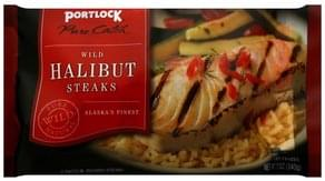 Pure Catch Halibut Steaks Wild
