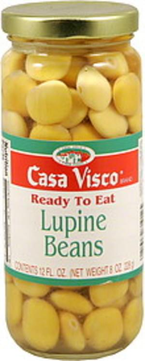 Casa Visco Lupini Beans - 8 oz