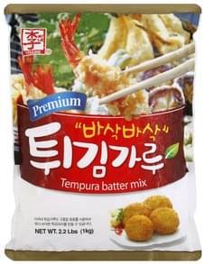 Yissine Tempura Batter Mix Premium
