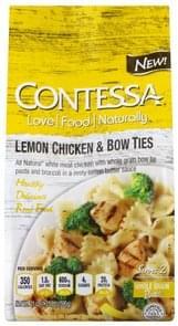 Contessa Lemon Chicken & Bow Ties