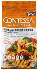 Contessa Mandarin Orange Chicken with Brown Rice & Quinoa
