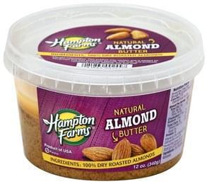 Hampton Farms Almond Butter