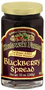 Kozlowski Farms Blackberry Spread