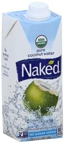 Naked Coconut Water Pure