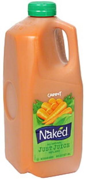 Naked Carrot All Natural Just Juice - 64 oz