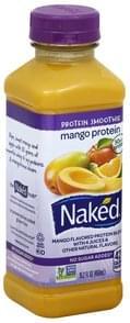 Naked Protein Smoothie Mango Protein