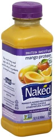 Naked Mango Protein Protein Smoothie - 15.2 oz