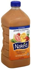 Naked 100% Juice Smoothie Power-C Machine