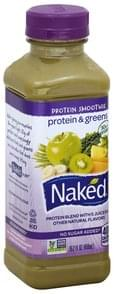 Naked Protein Smoothie Protein & Greens