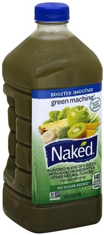 Naked Boosted Blue Machine Juice Smoothie (64 fl oz) from