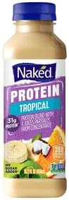 Naked Protein Juice Blend Tropical