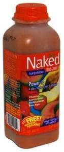 Naked Food-Juice Power-C