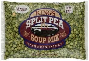 Kings Soup Mix Split Pea