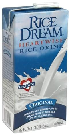 Rice Dream Original Rice Drink - 32 oz