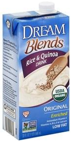 Dream Blends Rice & Quinoa Drink Original