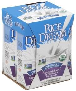 Rice Dream Rice Drink Original