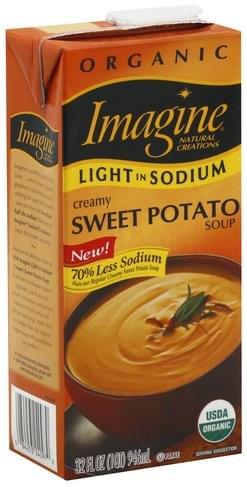 Imagine Creamy Sweet Potato Soup - 32 oz