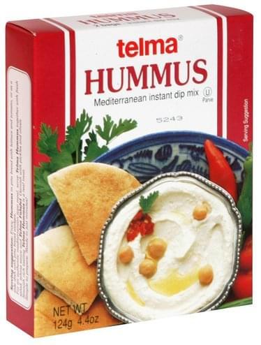 Telma Hummus - 4.4 oz