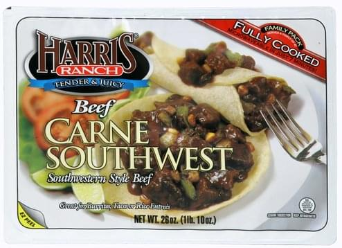 Harris Ranch Beef Carne Southwest - 26 oz