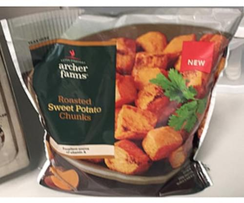 Archer Farms Roasted Sweet Potato Chunks - 85 g