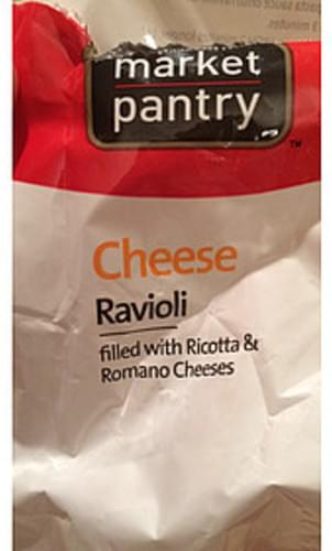 Market Pantry Cheese Ravioli - 140 g
