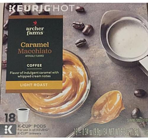 Archer Farms Caramel Macchiato - 237 g
