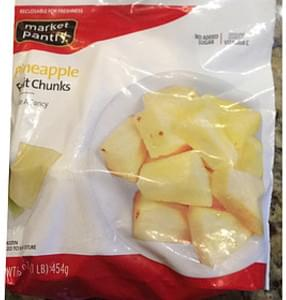 Market Pantry Pineapple Chunks