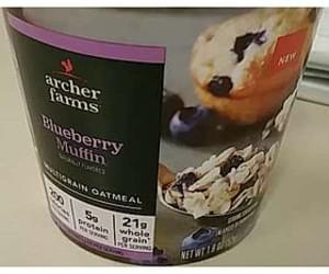 Archer Farms Blueberry Muffin
