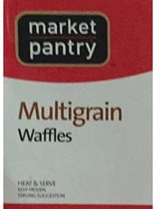 Market Pantry Multigrain Waffles
