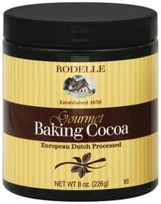 Rodelle Baking Cocoa Gourmet