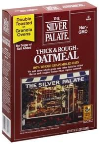 Silver Palate Oatmeal Thick & Rough