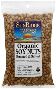 Sunridge Farms Soy Nuts Organic