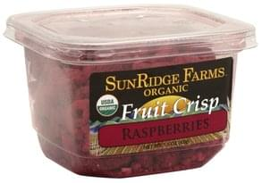 SunRidge Farms Fruit Crisp Raspberries