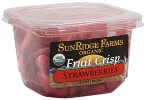 SunRidge Farms Fruit Crisp Strawberries