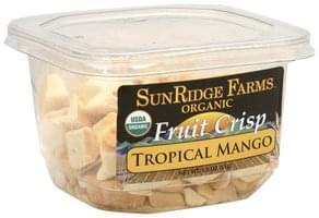SunRidge Farms Fruit Crisp Tropical Mango