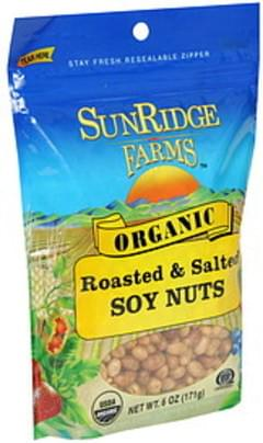 Sunridge Farms Soy Nuts Roasted & Salted