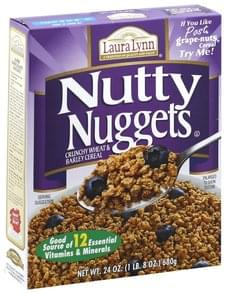Laura Lynn Cereal Nutty Nuggets