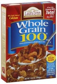Laura Lynn Cereal Whole Grain 100