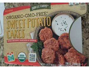 Don Lee Farms Sweet Potato Cakes