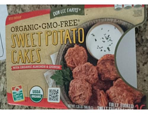 Don Lee Farms Sweet Potato Cakes - 71 g