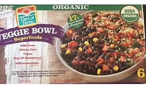Don Lee Farms Veggie Bowl Organic Superfoods
