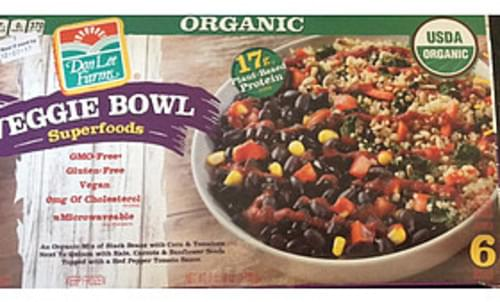 Don Lee Farms Veggie Bowl Organic Superfoods - 283 g