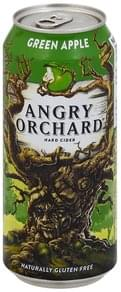 Angry Orchard Hard Cider Green Apple