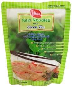 Sea Tangle Noodle Kelp Noodles with Green Tea