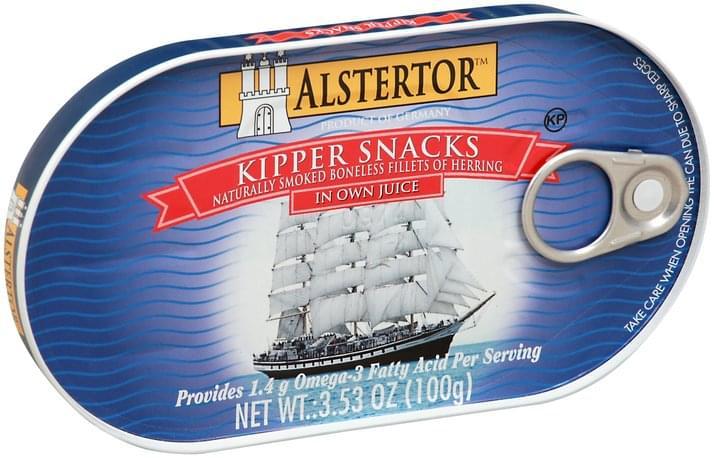 Alstertor Kipper Snacks - 3.53 ea