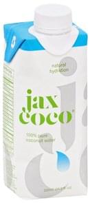 Jax Coco Coconut Water 100% Pure