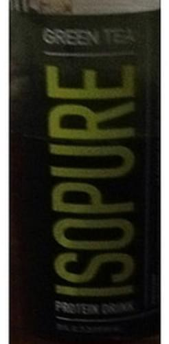 Isopure Green Tea Protein Drink - 591 ml