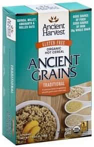 Ancient Harvest Hot Cereal Traditional, Organic